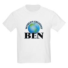 World's Greatest Ben T-Shirt