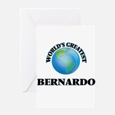 World's Greatest Bernardo Greeting Cards
