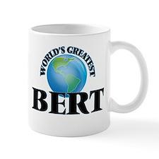 World's Greatest Bert Mugs