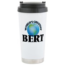 World's Greatest Bert Travel Mug