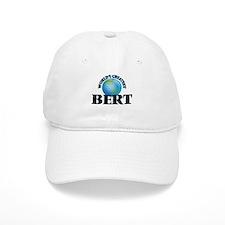 World's Greatest Bert Baseball Cap