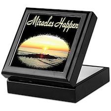 FAITH IN MIRACLES Keepsake Box