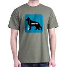 iWoof German Shepherd T-Shirt