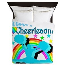 AWESOME CHEER Queen Duvet