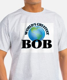 World's Greatest Bob T-Shirt