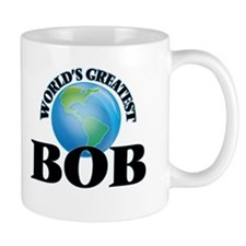 World's Greatest Bob Mugs