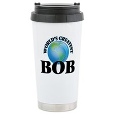 World's Greatest Bob Travel Mug