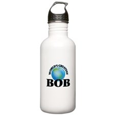 World's Greatest Bob Water Bottle