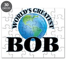 World's Greatest Bob Puzzle