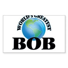 World's Greatest Bob Decal
