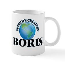 World's Greatest Boris Mugs