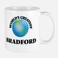 World's Greatest Bradford Mugs