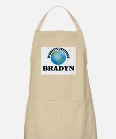World's Greatest Bradyn Apron