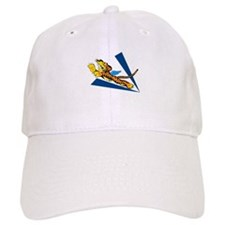 flying_tiger_avg.PNG Baseball Cap