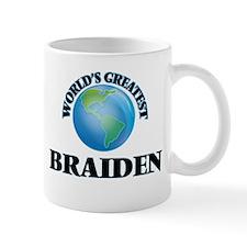 World's Greatest Braiden Mugs