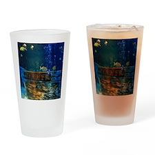 Underwater Sea life Drinking Glass