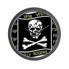 VF84.jpg Wall Clock