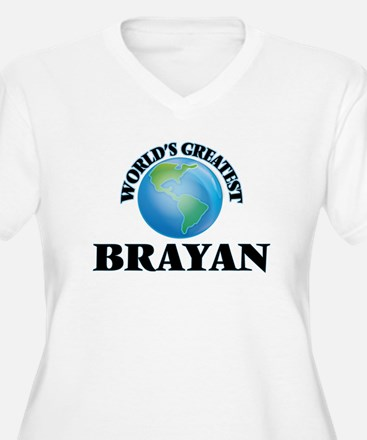 World's Greatest Brayan Plus Size T-Shirt