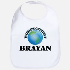 World's Greatest Brayan Bib