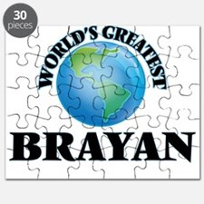 World's Greatest Brayan Puzzle