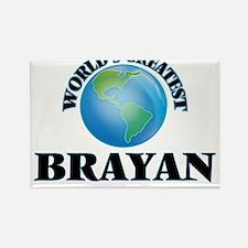 World's Greatest Brayan Magnets