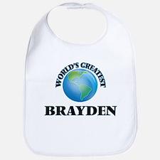 World's Greatest Brayden Bib