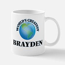 World's Greatest Brayden Mugs