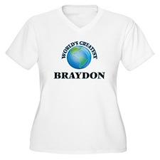 World's Greatest Braydon Plus Size T-Shirt