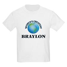 World's Greatest Braylon T-Shirt