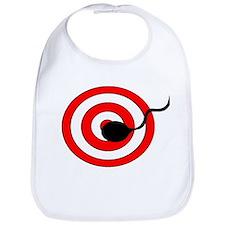 Sperm Hits Target Bib