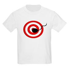 Sperm Hits Target T-Shirt