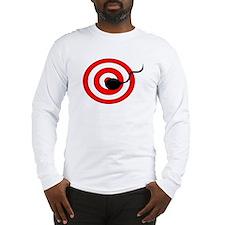 Sperm Hits Target Long Sleeve T-Shirt