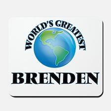 World's Greatest Brenden Mousepad