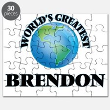 World's Greatest Brendon Puzzle