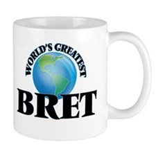 World's Greatest Bret Mugs