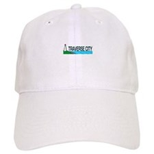 Traverse City, Michigan Baseball Cap