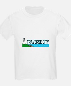 Traverse City, Michigan T-Shirt