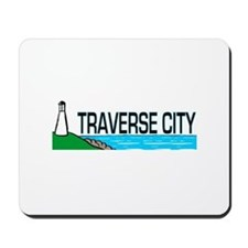 Traverse City, Michigan Mousepad