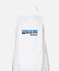 Sleeping Bear Dunes, Michigan BBQ Apron