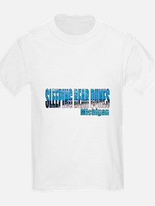Sleeping Bear Dunes, Michigan T-Shirt