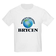 World's Greatest Brycen T-Shirt