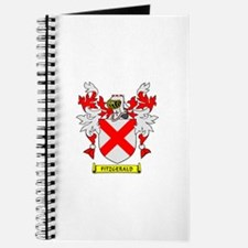 FITZGERALD Coat of Arms Journal