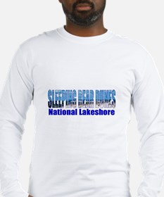Sleeping Bear Dunes National Long Sleeve T-Shirt