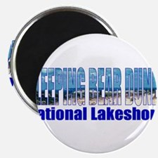 Sleeping Bear Dunes National Magnet
