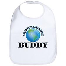 World's Greatest Buddy Bib
