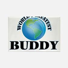 World's Greatest Buddy Magnets