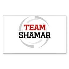 Shamar Rectangle Decal