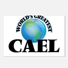 World's Greatest Cael Postcards (Package of 8)