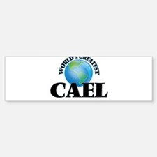 World's Greatest Cael Bumper Bumper Bumper Sticker