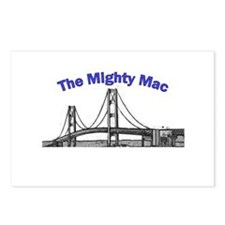The Mighty Mac Postcards (Package of 8)